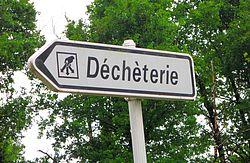 csm PANNEAU DECHETERIE 264cfcd6c5 LE SMICOTOM – Collecte des déchets dans Nord-Médoc Gironde 33 SMICOTOM 33