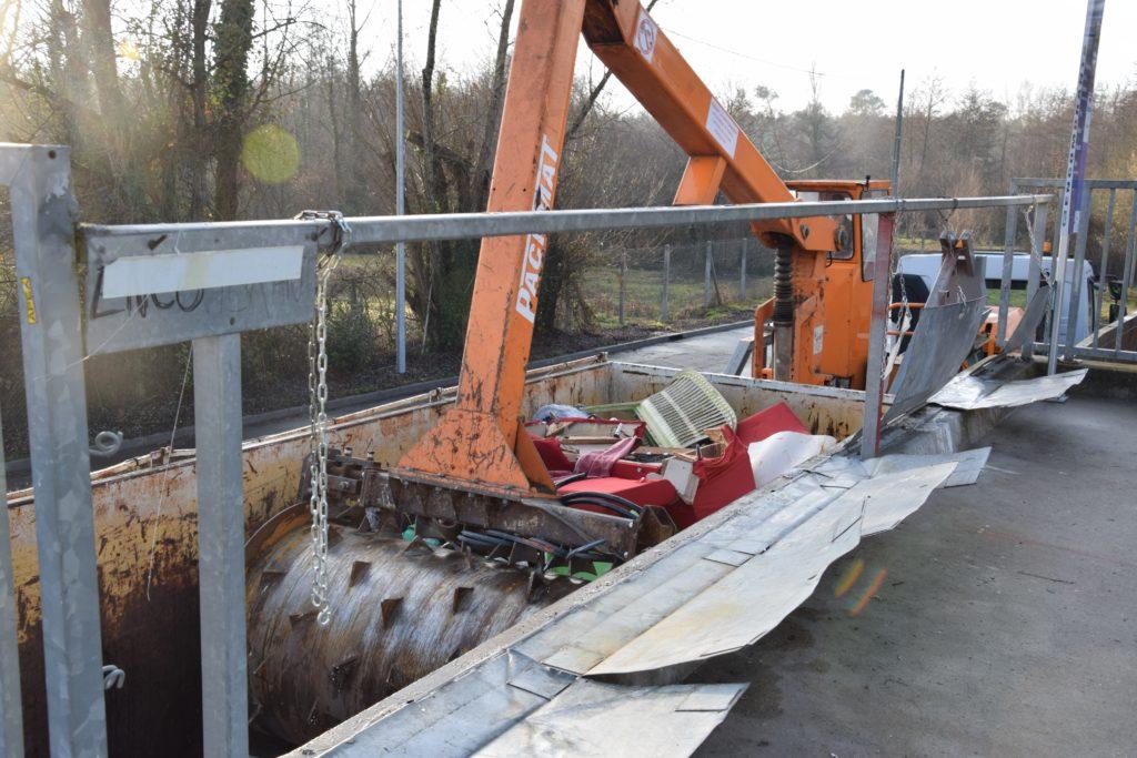 DSC 0974 Le stockage des déchets ultimes SMICOTOM 33