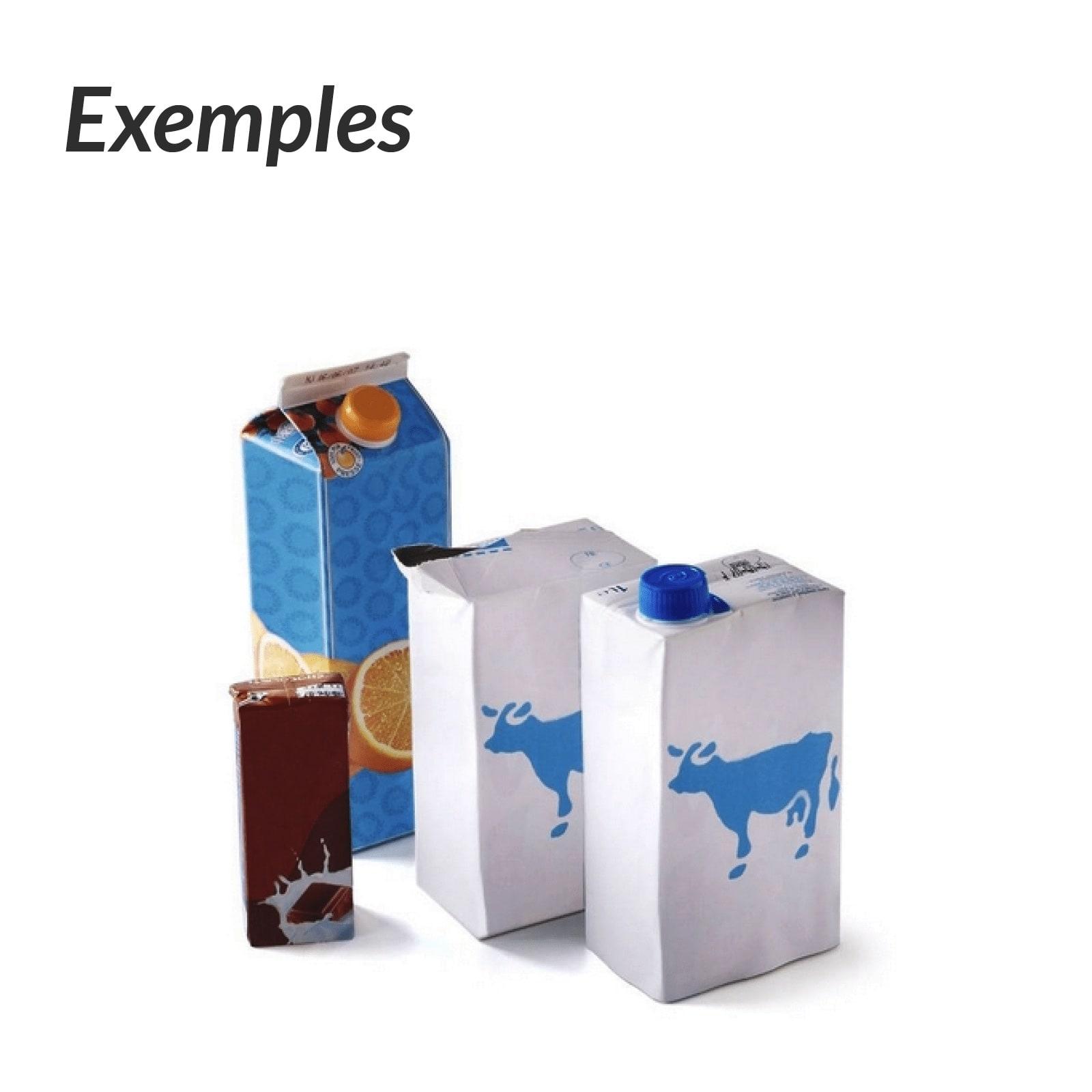 Briques alimentaires Le tri des emballages recyclables SMICOTOM 33
