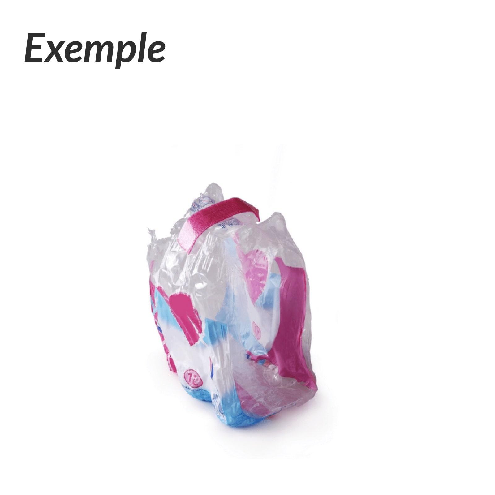 Films en plastique Le tri des emballages recyclables SMICOTOM 33